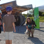 open house mosport with earth rangers