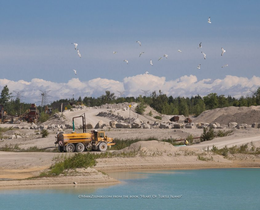 Acton Quarry by Markzelinski