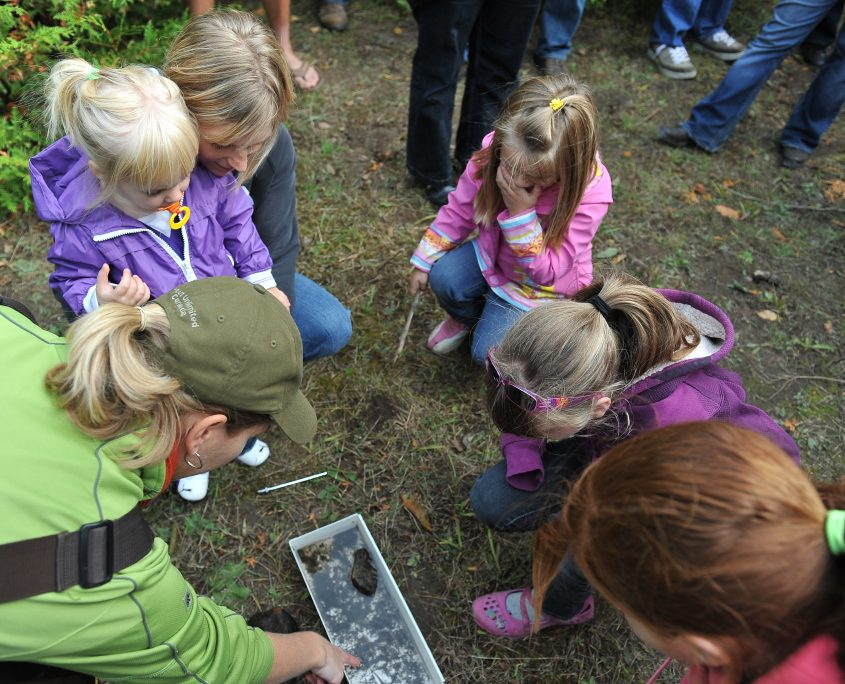 earth rangers at milton quarry