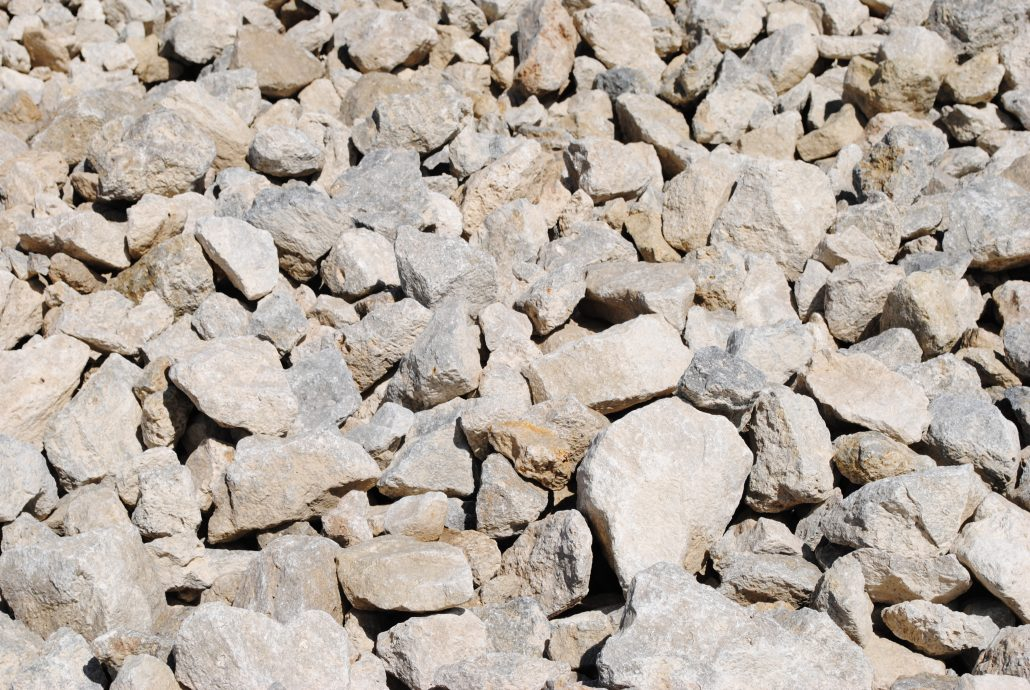 Dufferin Aggregates Canada Product Recycled Concrete Aggregates pile